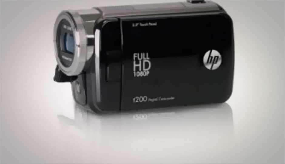 hp t200 a budget friendly hd digital camcorder review digit in rh digit in HP P-800 HP P-800