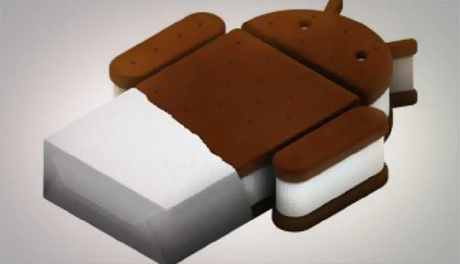 """Android 4.0 """"Ice Cream Sandwich"""" source code coming later ..."""