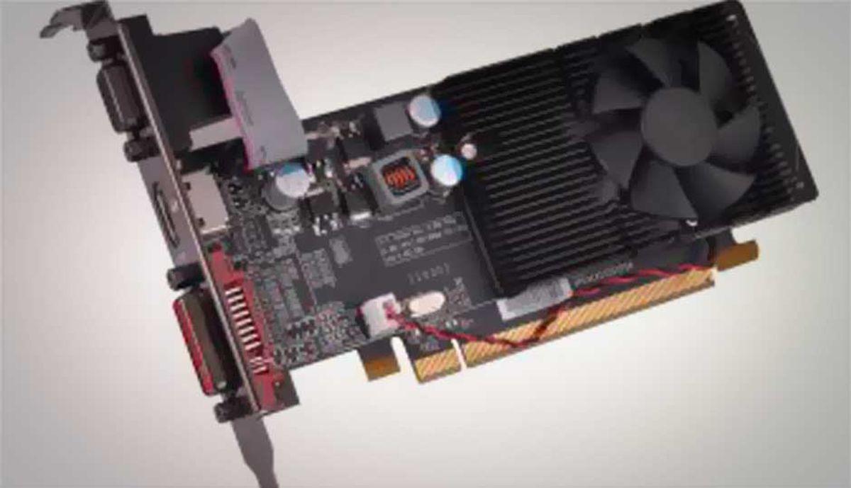 XFX HD 6450