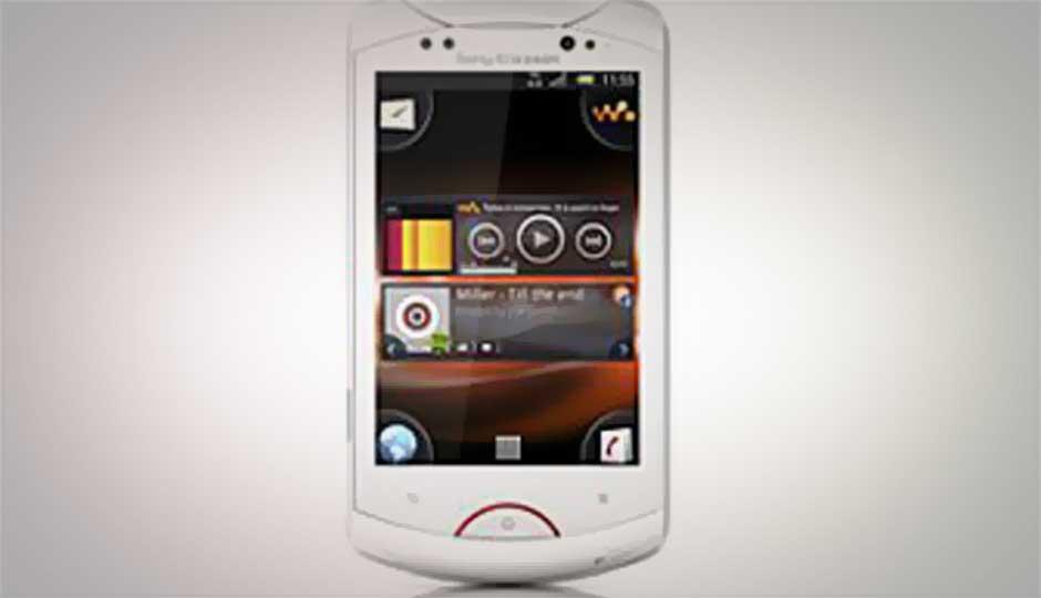 sony w8 smartphone