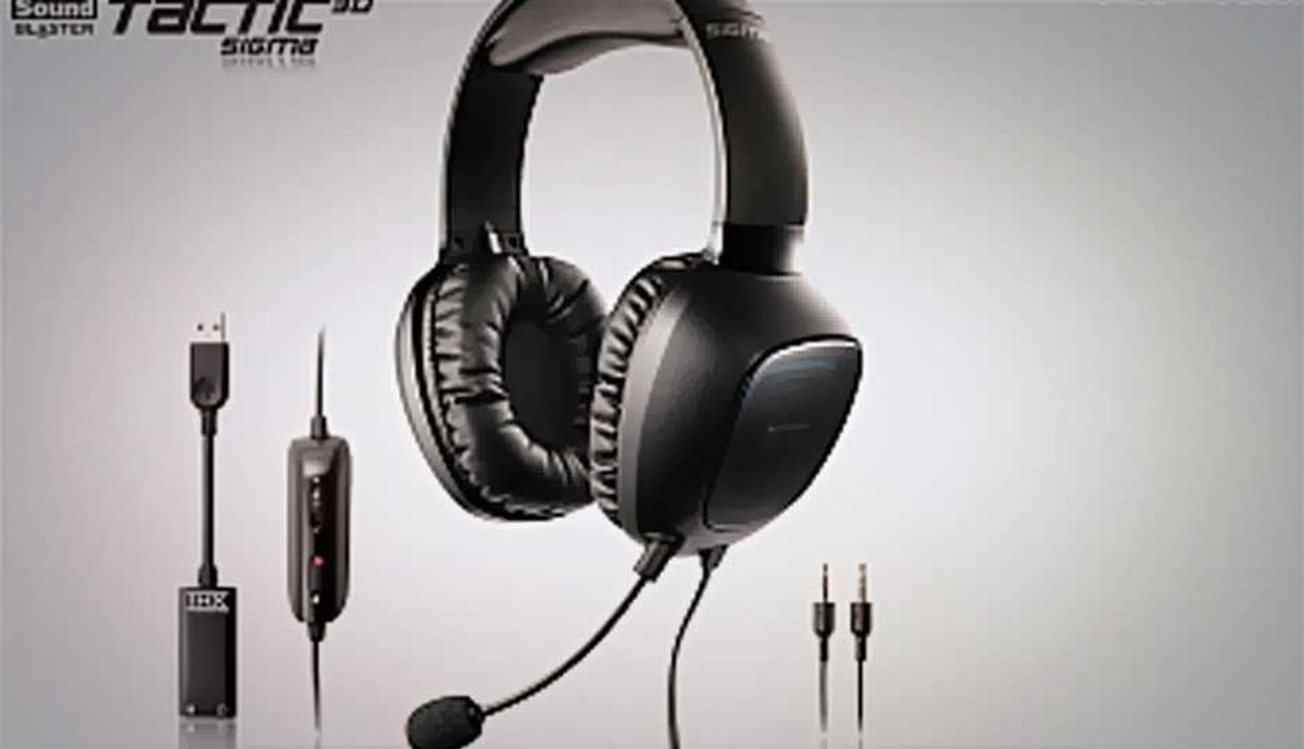 क्रिएटिव Sound Blaster Tactic3D Sigma