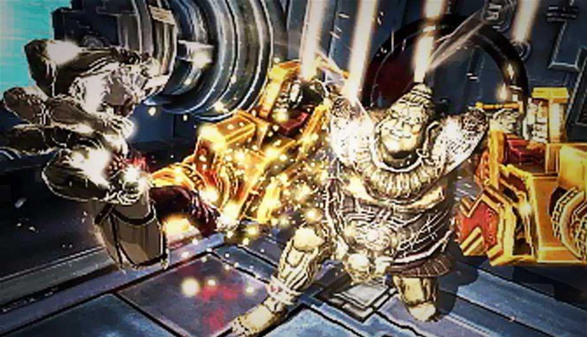Asura's Wrath (PS3, Xbox 360)