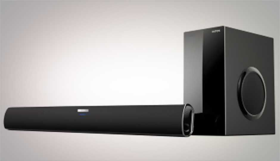 Intex Launches Sound Bar Home Theater Systems Starting Rs