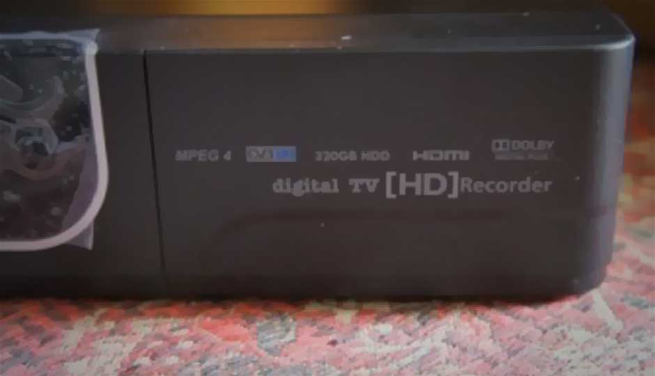 First Impressions Airtel Digital Tv Hd Recorder
