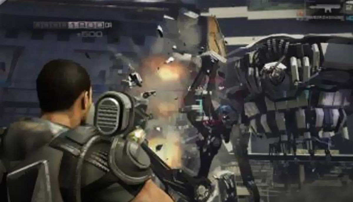 Binary Domain (PS3) Review