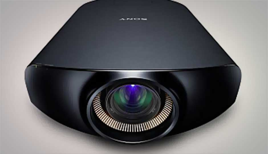 Sony Launches Vpl Vw1000es 4k Projector In India For Rs