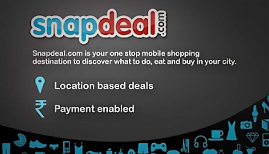 1788214f089 Snapdeal launches an Android app