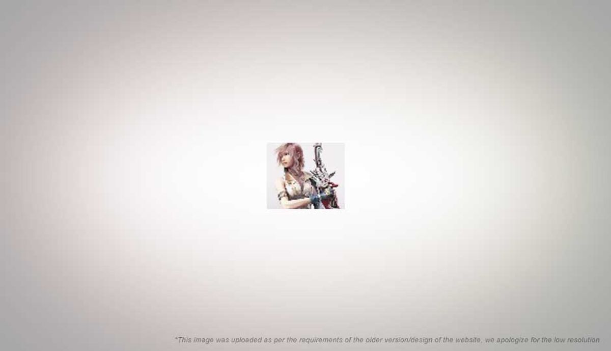 [62+ hours later] Final Fantasy XIII