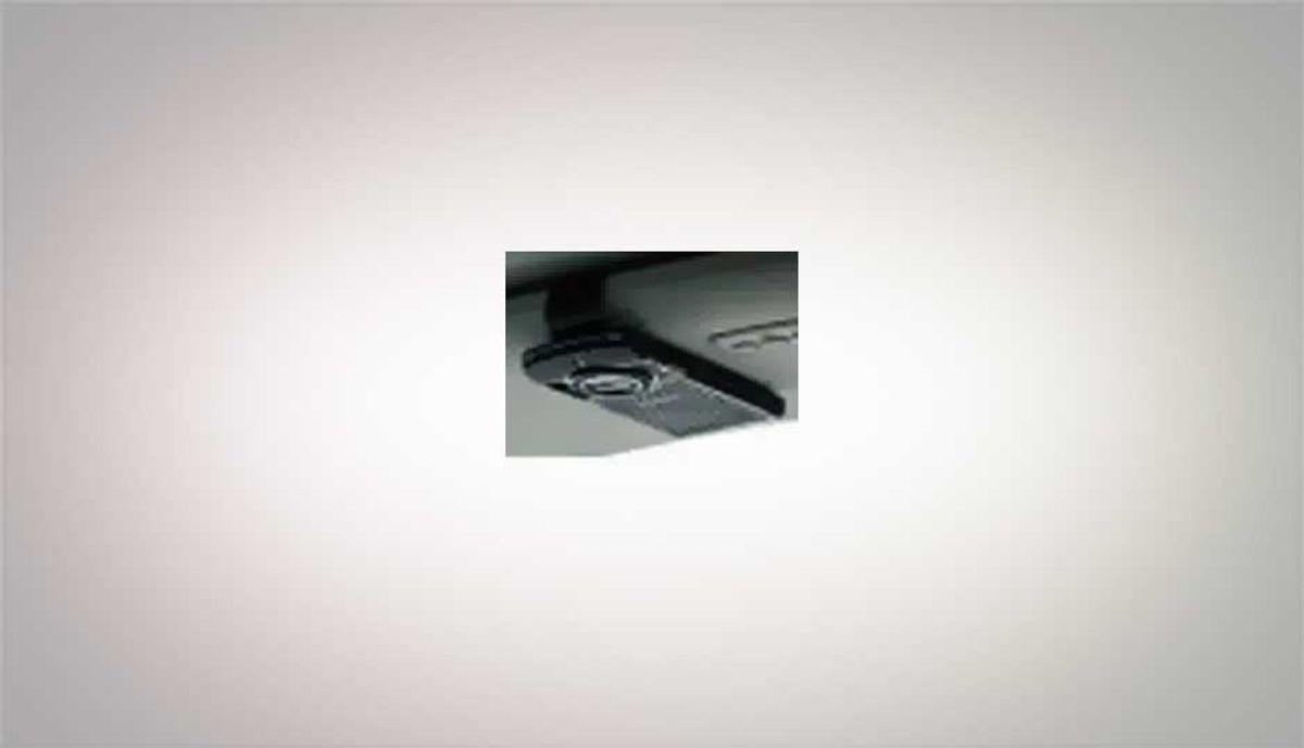 പ്ലാട്രോണിക്സ് K100 in-car speakerphone - Tiny speaker, ഇതിനായി a loud conversation!