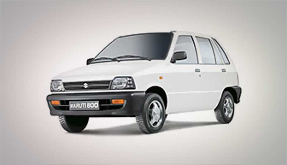 End Of The Road Maruti Suzuki Stops Production Of Maruti 800 Digit In