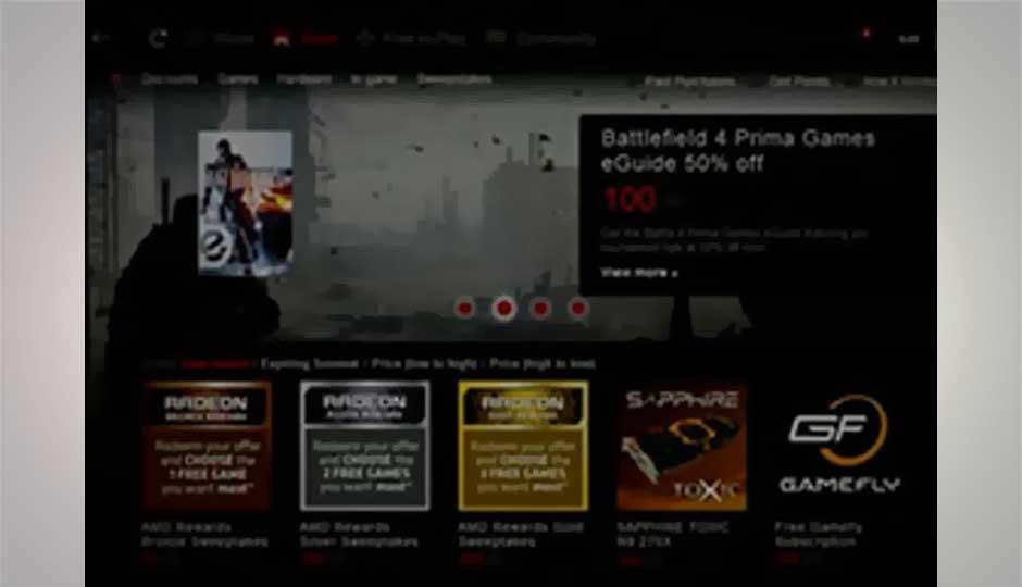 Amd Launches Rewards Program For Gaming Evolved App Digit