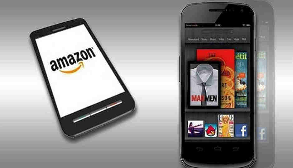 Amazon S First Smartphone To Feature 4 Front Facing