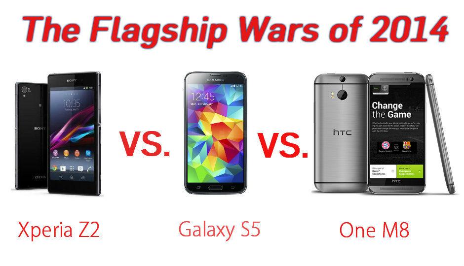 Speed Test: Sony Xperia Z2 vs. HTC One M8 vs. Samsung ...