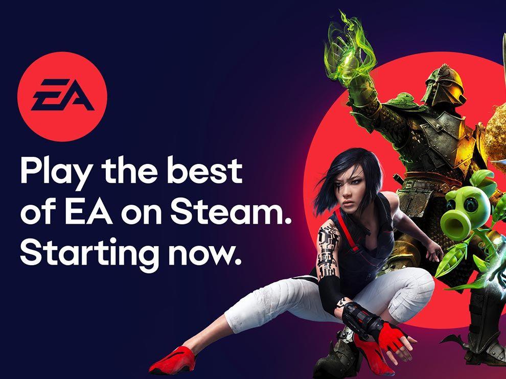 EA on Steam