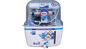 Blair Mineral RO UV UF TDS 15 RO + UV + UF + TDS Water Purifier (White)