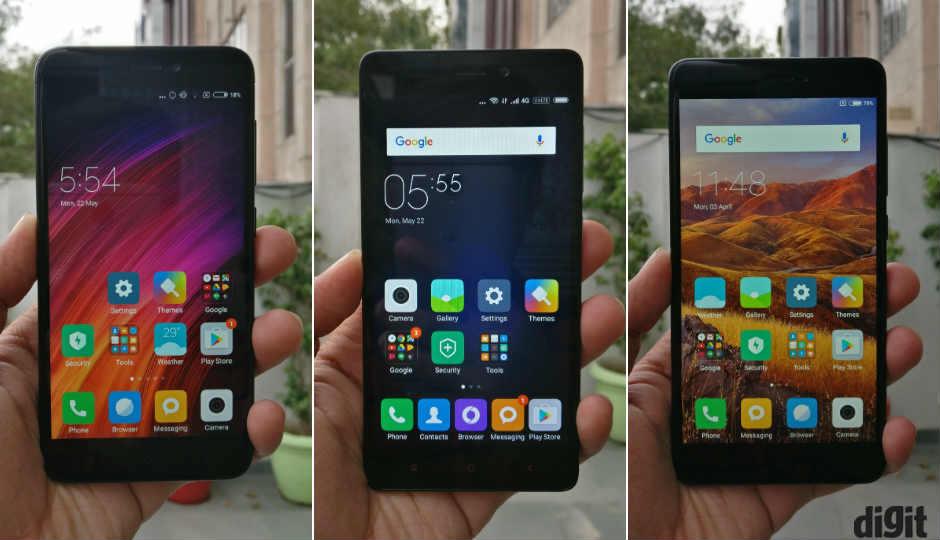 Xiaomi Redmi Note 4 Camera: Xiaomi Redmi 4 Vs Redmi 3s Vs Redmi Note 4: Camera