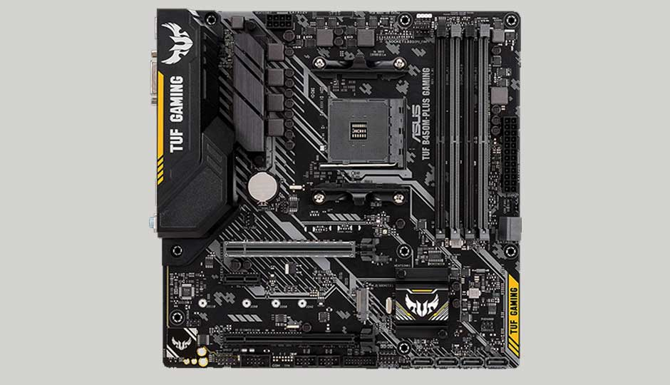 ASUS TUF B450M-PLUS GAMING Review