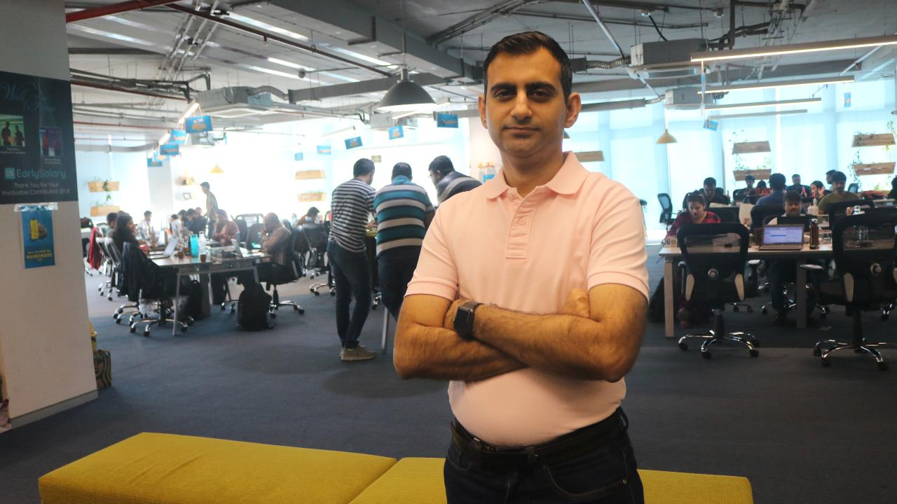Akshay Mehrotra, from EarlySalary sheds light on FinTech Disruption in Banking in 2041