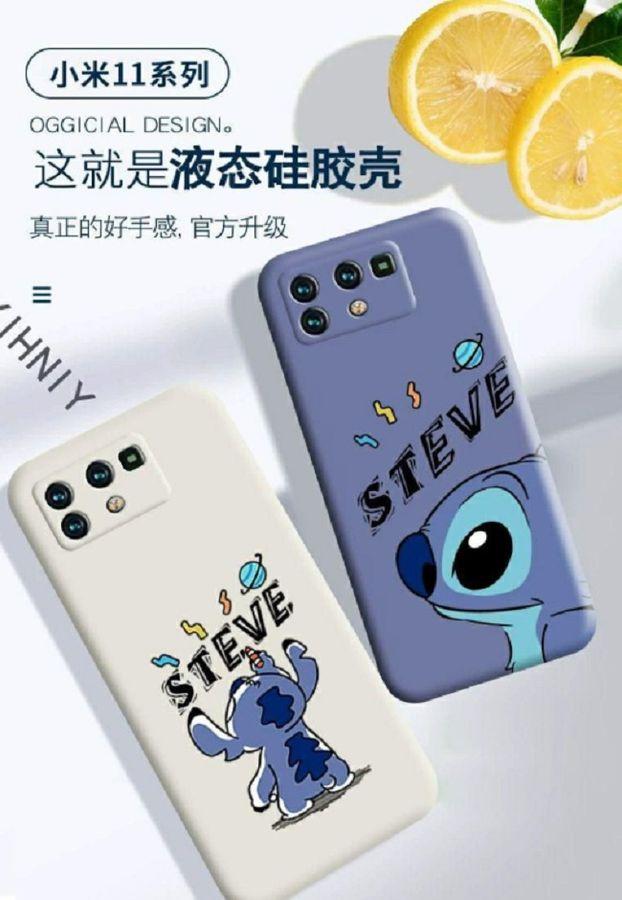 Xiaomi Mi 11 Pro leaked case design