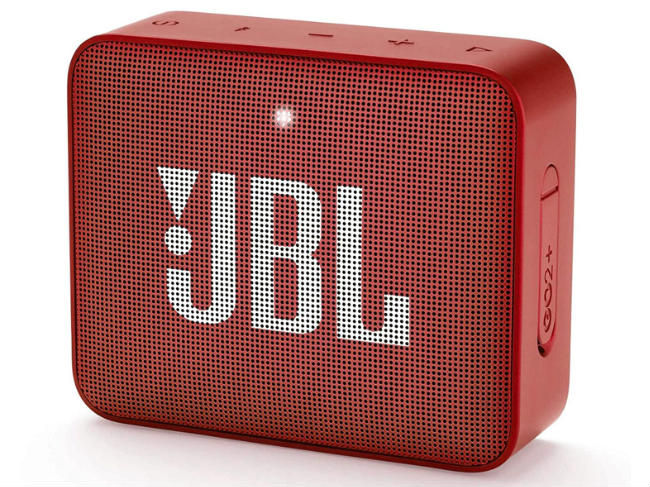 Portable Bluetooth speakers can enhance the mobile entertainment experience.