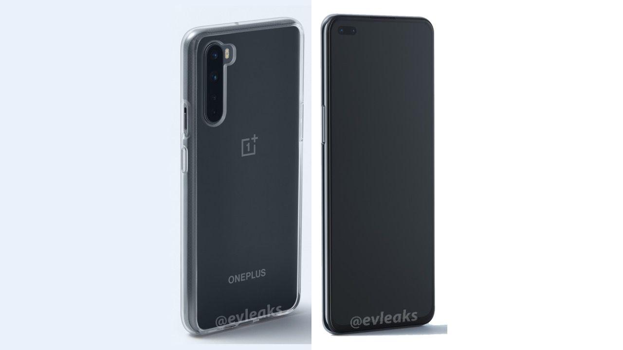OnePlus Nord leak image