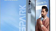 Tecno Spark 7 Pro বাজেট ফোন 25 মে ভারতে হবে লঞ্চ, জেনে নিন দাম এবং ফিচার