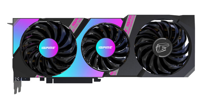 COLORFUL RTX 3090 VULCAN Graphics card ampere