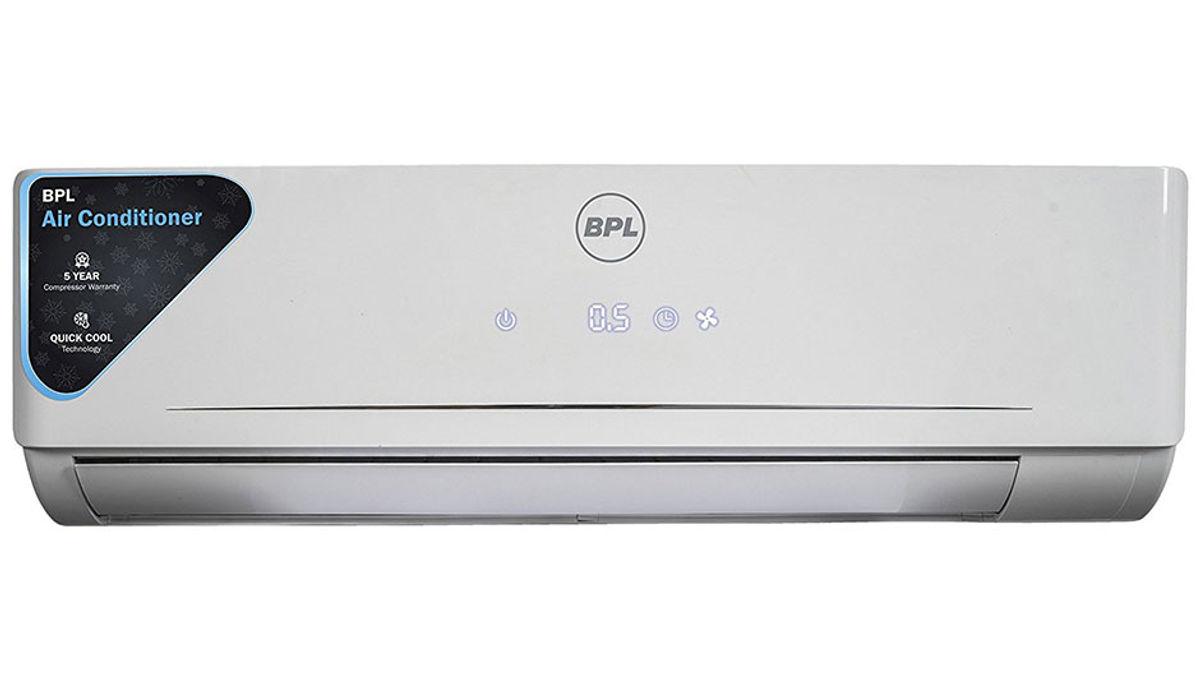 BPL 1 Ton 5 Star Split AC (BAC12K5AHL, White)