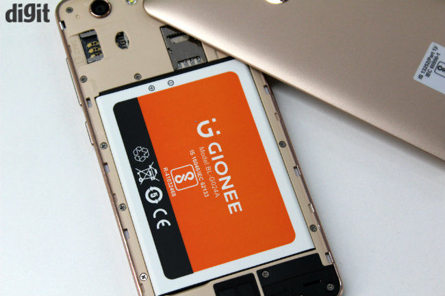 Gionee F103 Pro Review