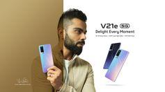 वीवो ने पेश किया स्टाइलिश Vivo V21e: 5G सपोर्ट के साथ स्लिम और क्लास-लीडिंग डिज़ाइन से है लैस