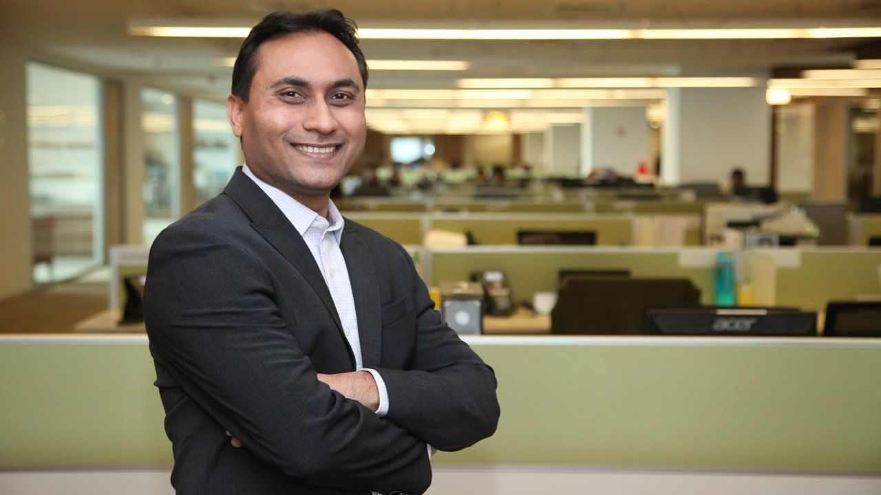 Uday Chaudhari from Synechron talks about FinTech in the Next 20 Years