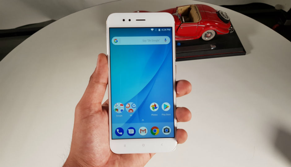 Xiaomi Mi A1 Review Digit In