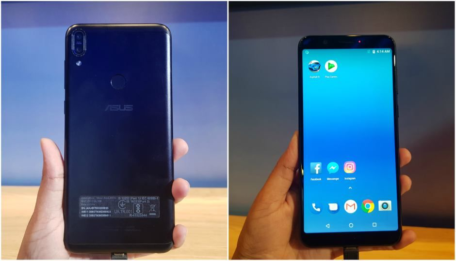 Asus Zenfone Max Pro M1 Updated With Face Unlock April Security Patch And Faster Fingerprint