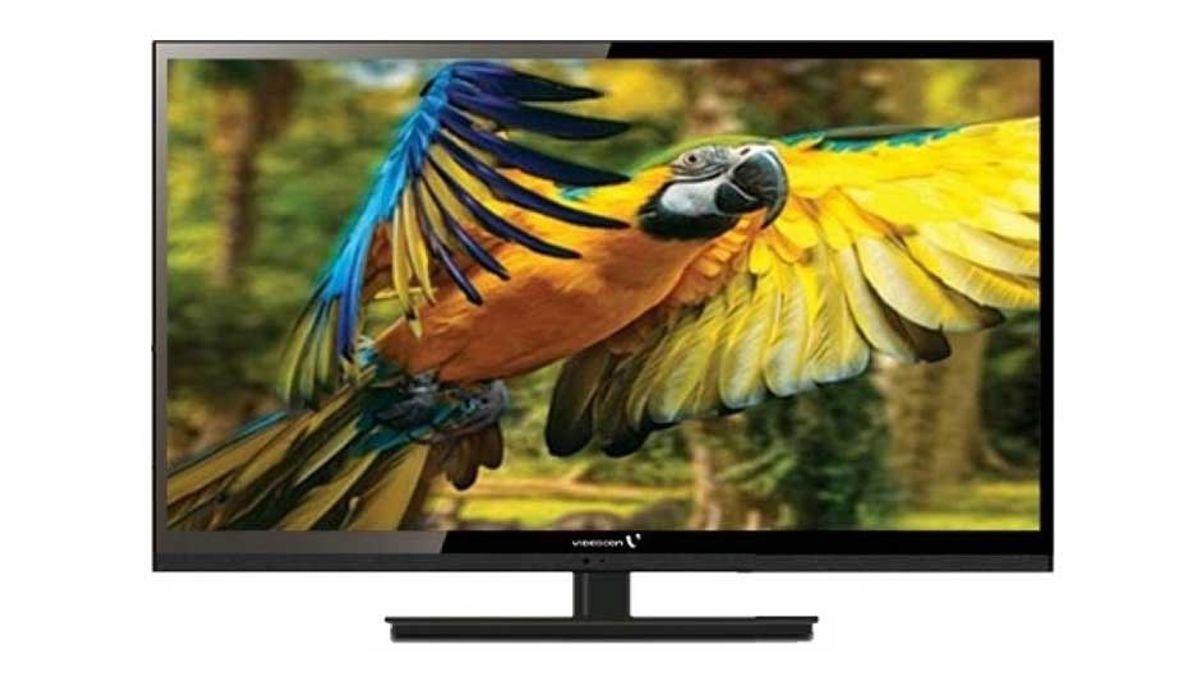 वीडियोकॉम 32 इंच HD Ready LED टीवी
