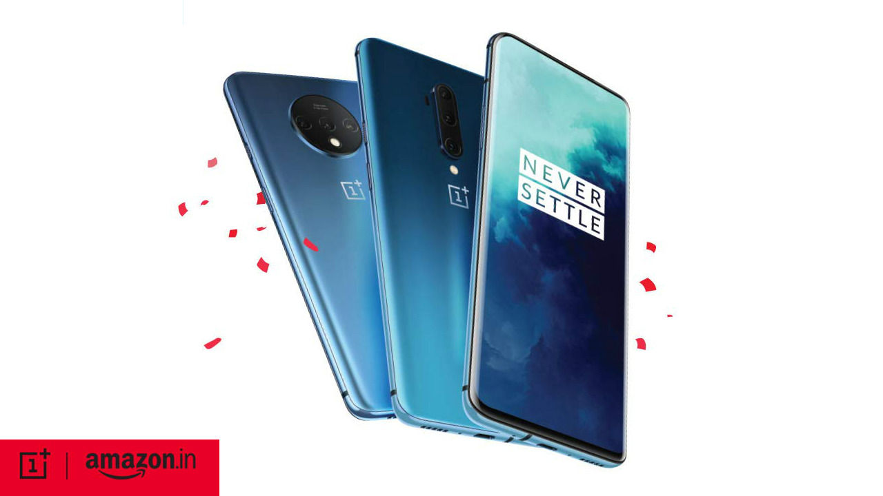 OnePlus 7 Pro, OnePlus 7T, OnePlus 7T Pro discounted by up to Rs 3,000 for OnePlus' sixth anniversary celebration