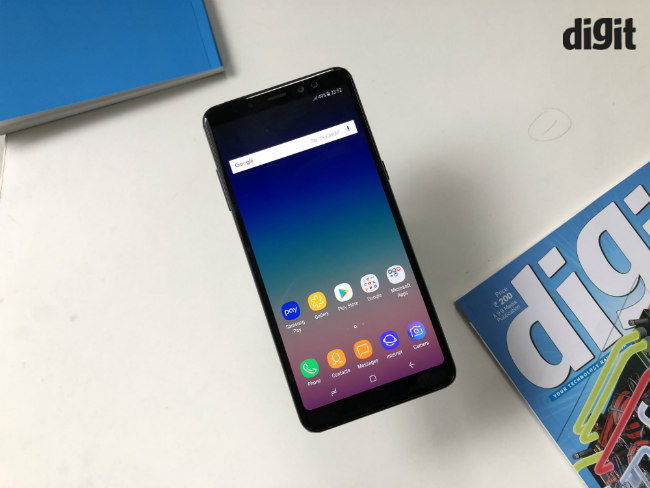 Samsung Galaxy A8 Plus 2018 Review
