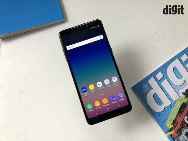 Samsung Galaxy A8 Plus 2018 Review