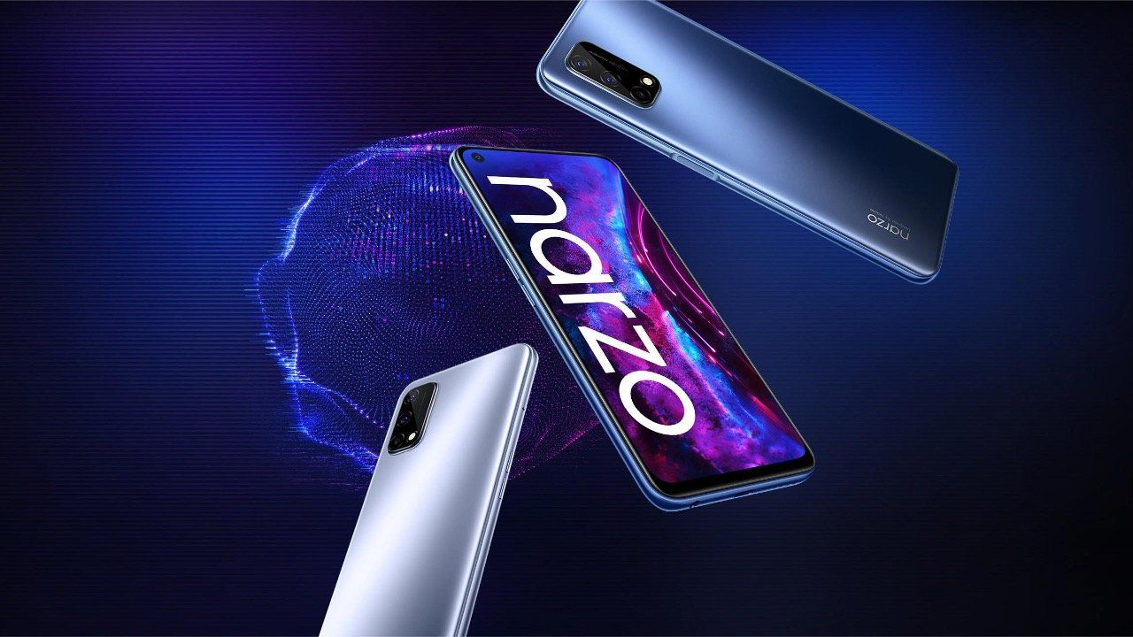 Realme to launch Narzo 30 4G and Narzo 30 5G in India soon
