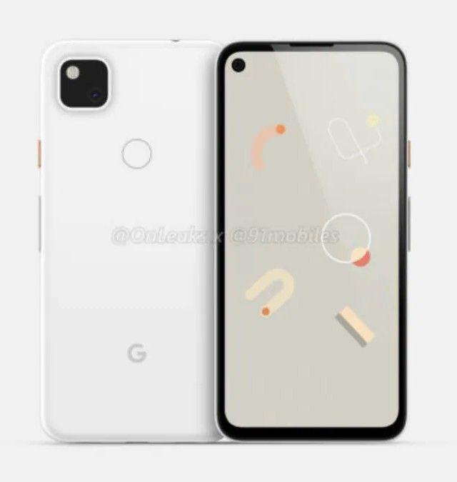 Google Pixel 4a Prakhar khanna