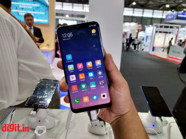 Xiaomi Mi 8 First Impressions: Not just another iPhone X lookalike