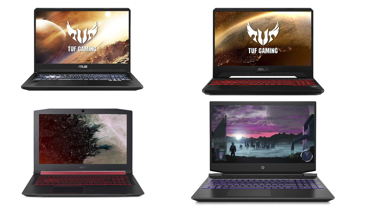 Top 5 AMD Ryzen based gaming laptops for around Rs 60,000