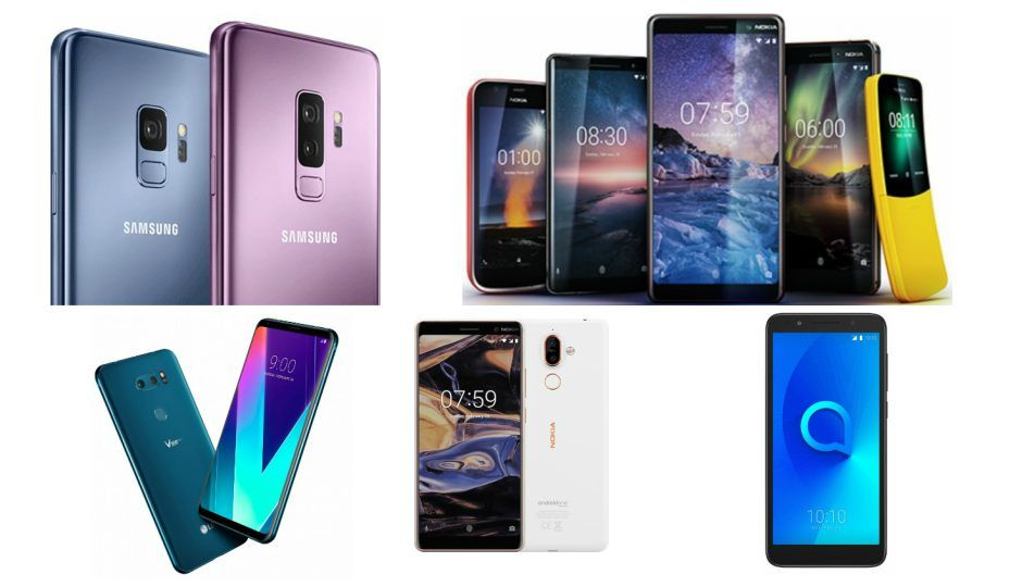 MWC 2018 Day Zero roundup: Everything announced by Samsung, Nokia, Huawei, LG and more