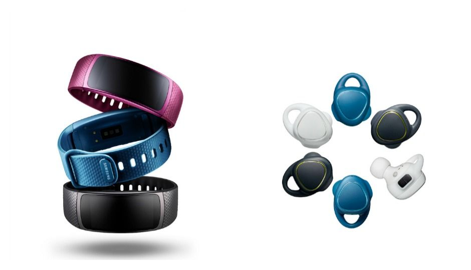 Samsung's Gear Fit 2, IconX wearables do more than fitness ...