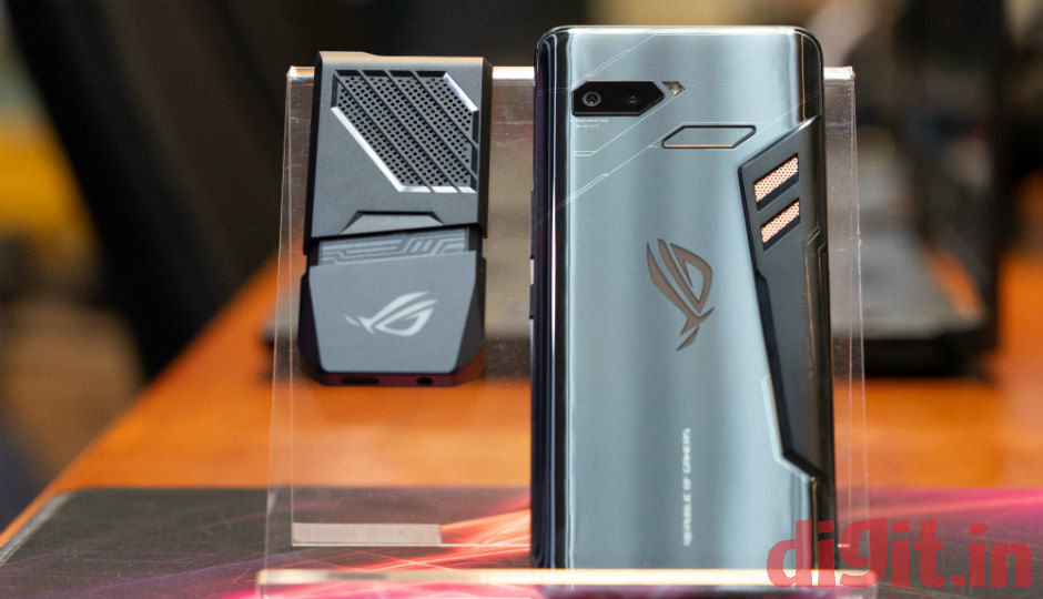Asus ROG Phone with Android 9 Pie spotted on Geekbench