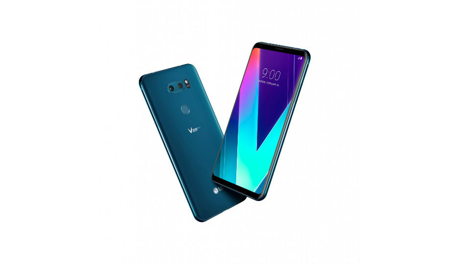 LG unveils V30S and V30S+ ThinQ smartphones with more memory, AI features