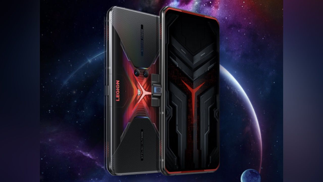 This is what the Lenovo Legion Pro gaming smartphone looks like ...