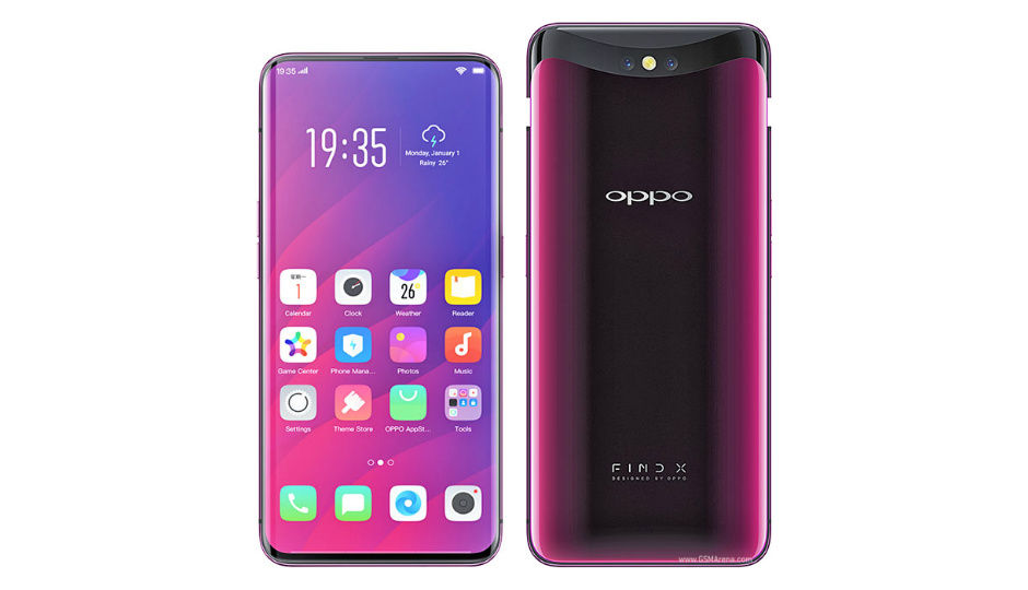 Oppo Find X Launched In India At Rs  Find X Lamborghini Ed
