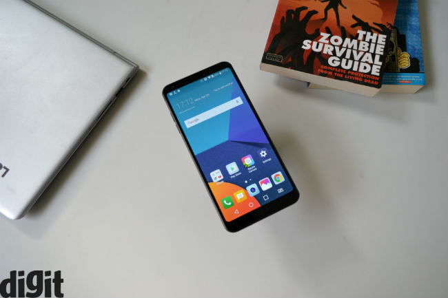LG G6 First impressions: Non-modular is better