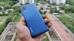 6000mAh ಬ್ಯಾಟರಿ ಮತ್ತು 4 ಕ್ಯಾಮೆರಾಗಳ Realme C12 ಸ್ಮಾರ್ಟ್ಫೋನ್ ಕೇವಲ 8,999 ರೂಗಳಲ್ಲಿ ಲಭ್ಯ