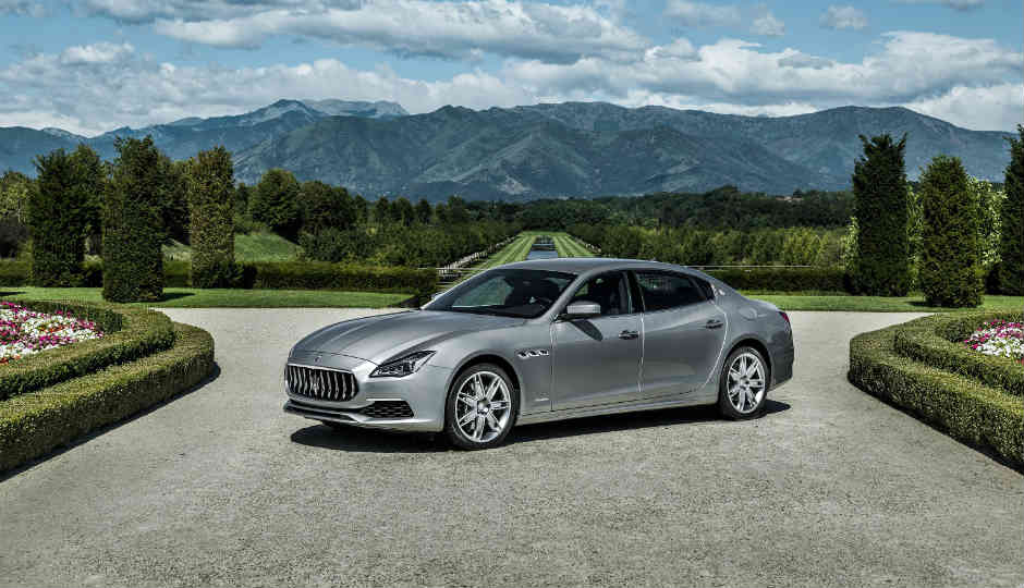 2018 Maserati Quattroporte Gts In India Everything You Need To Know